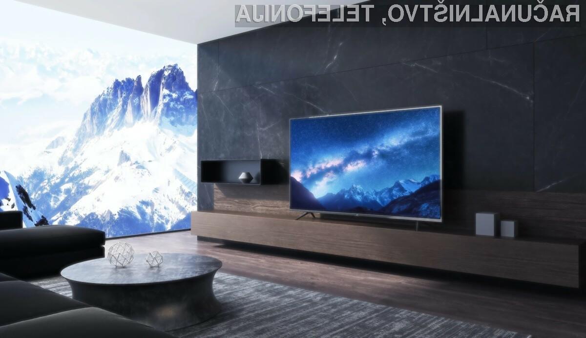Televizorji Xiaomi Mi TV bodo v evropskem prostoru na voljo po nadvse ugodnih cenah.