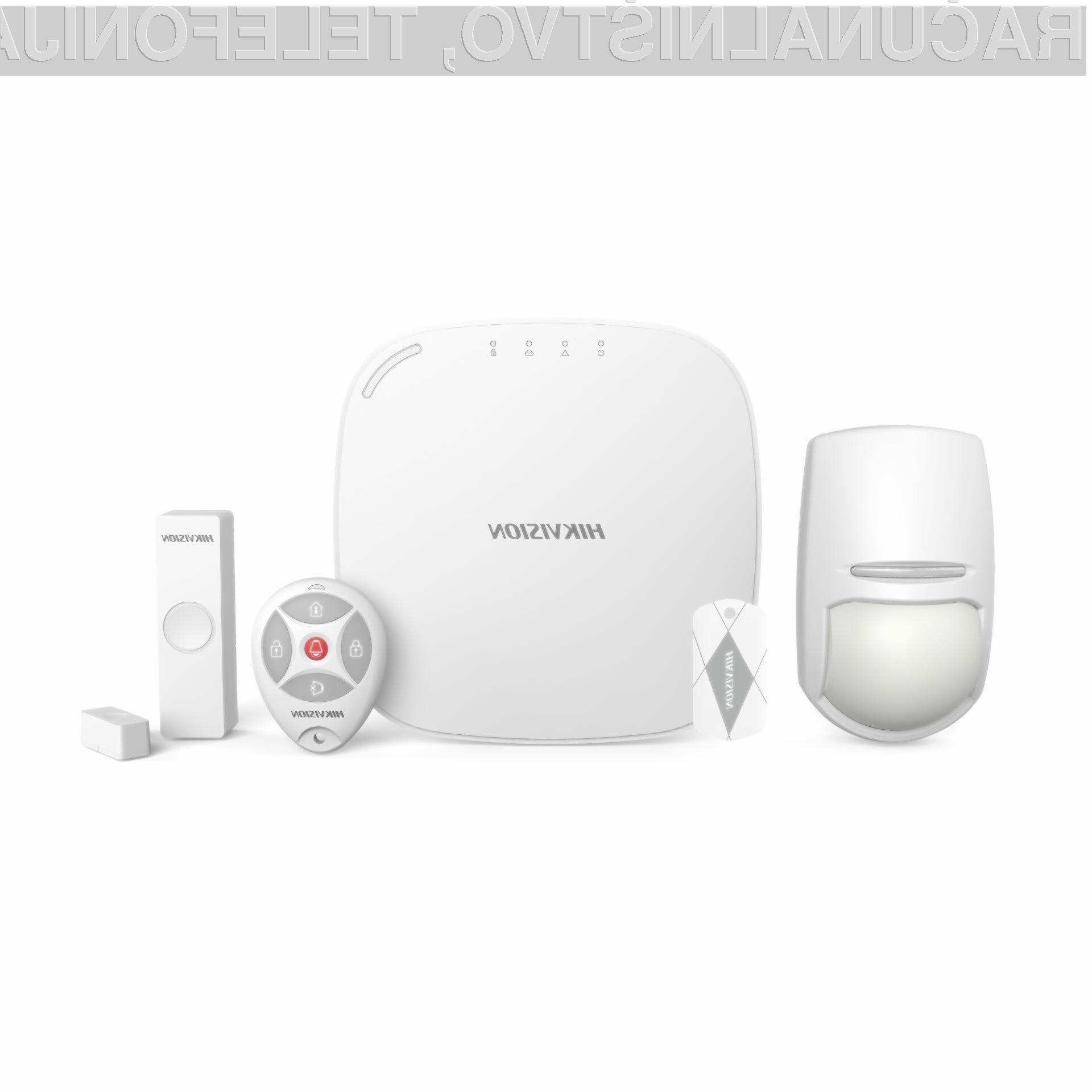 Alarmni sistem, ki bo vse leto skrbel za varnost v vaši hiši, stanovanju ali katerem koli drugem prostoru.