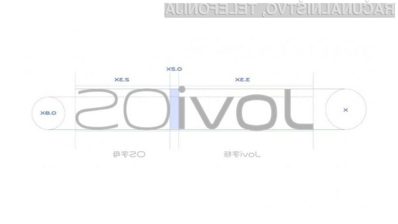 Podjetje Vivo bo lastni operacijski sistem Jovi OS predstavilo decembra letos.