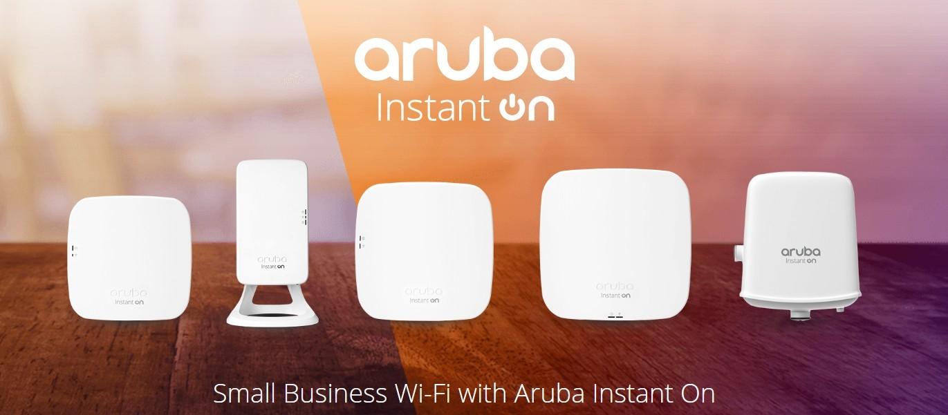 Družina produktov Aruba Instant On