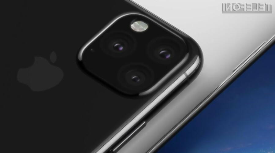 Zaslone za telefone iPhone 12 bosta Applu zagotavljali podjetji LG in Samsung.