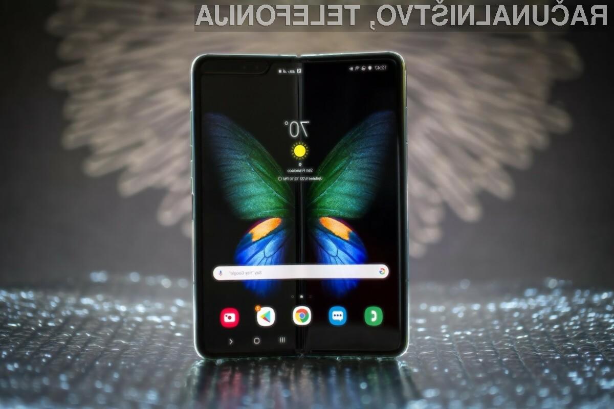 Novi Samsung Galaxy Fold 2 naj bi bil uradno predstavljen v mesecu februarju naslednjega leta.