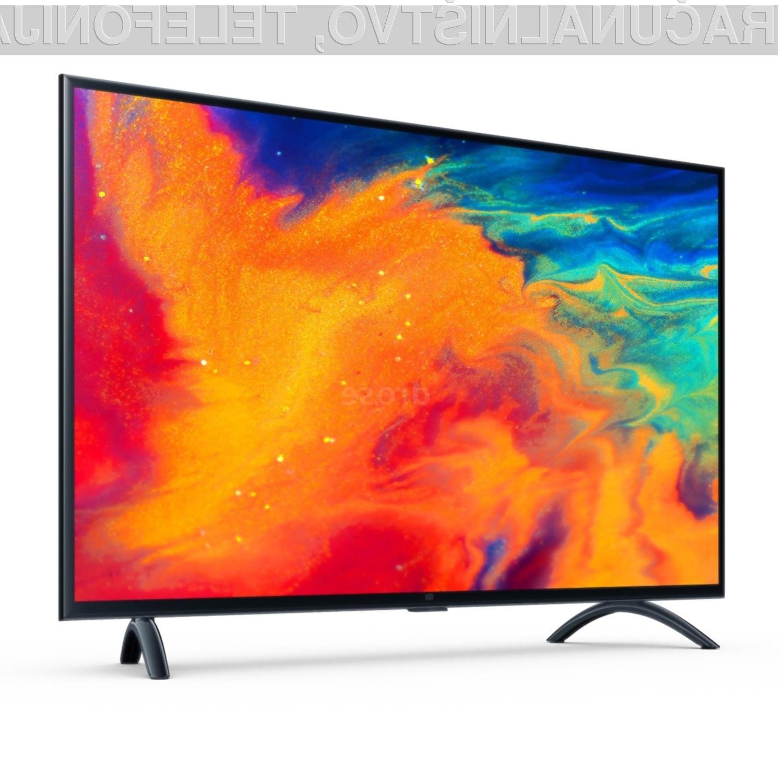 Televizorji Xiaomi Mi TV je tokrat na spletni trgovini Ebay na voljo po nadvse ugodni ceni.