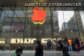 Prodaja izdelkov podjetja Apple na Kitajskem upada kot za stavo!