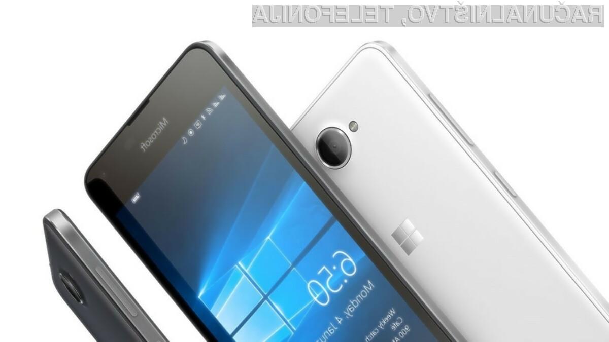 Windows 10 Mobile je dokončno ugasnil 10. decembra letos.