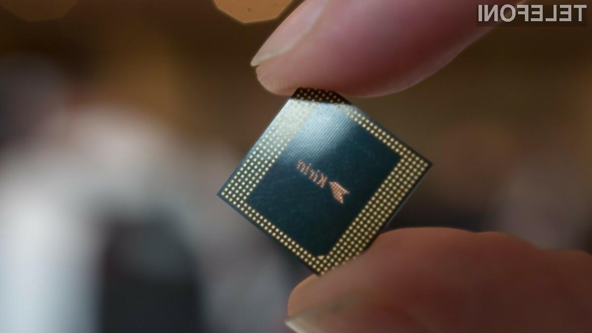Novi Huawei Kirin 1020 bo resnično nekaj posebnega!