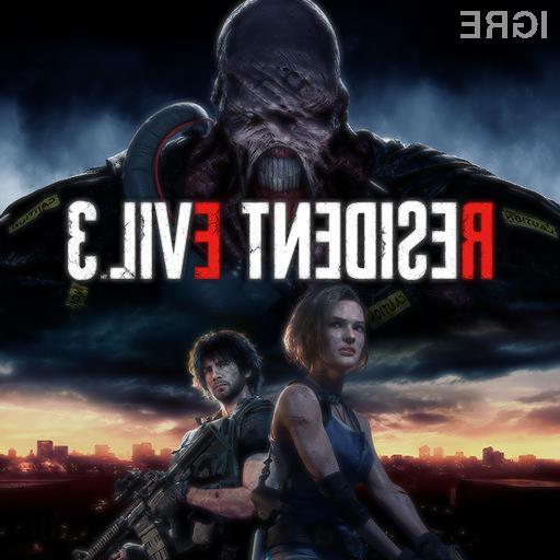 Capcom kot kaže že pripravlja Resident Evil 3 v novi preobleki