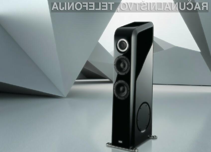 E1TX zvočni sistem
