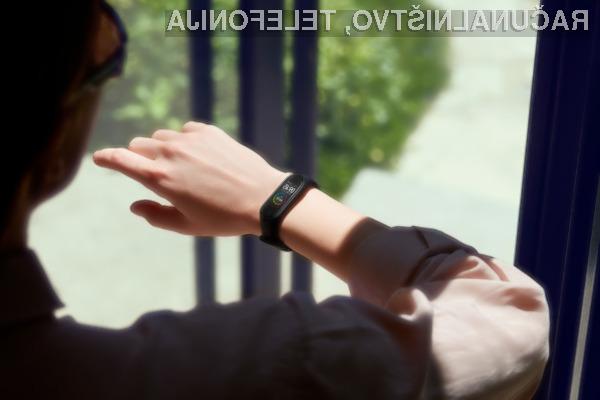 Pametna zapestnica Xiaomi Mi Band 5 bo zmogljiva a še vedno nadvse poceni.