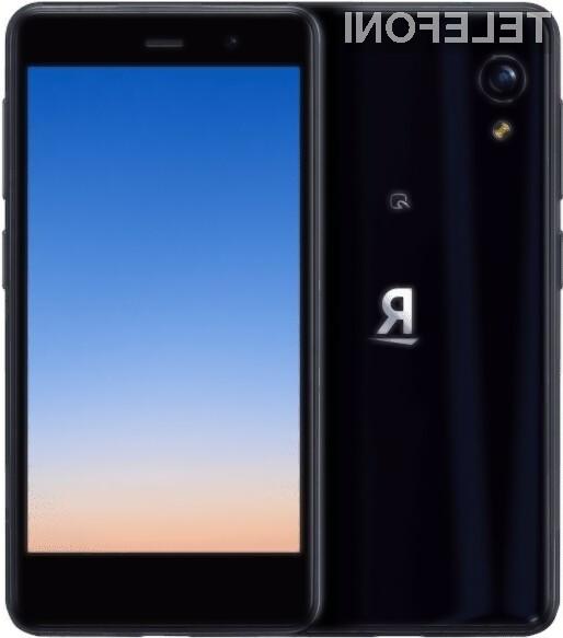 Telefon Rakuten Mini meri le 106,2 x 53,4 x 8,6 milimetrov in tehta zgolj 79 gramov.