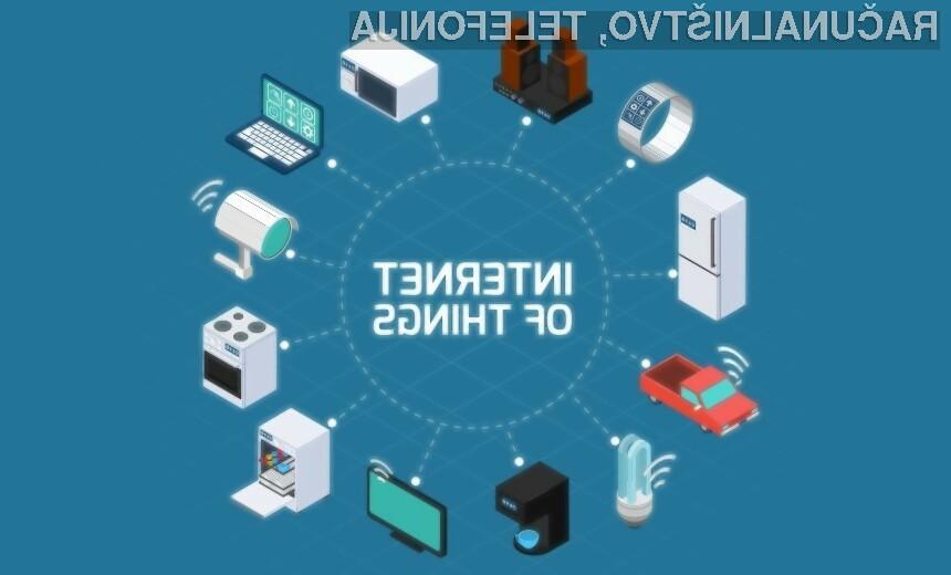 Varnost pametnih naprav, priključenih na svetovni splet, je pogosto zelo vprašljiva.