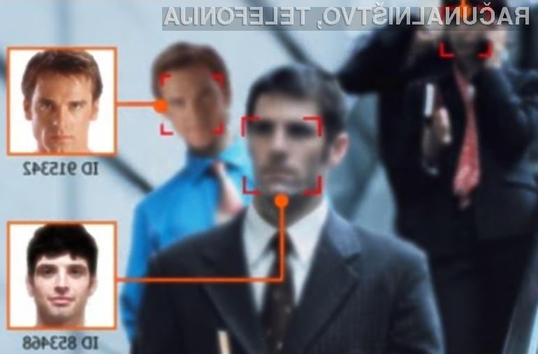 Tehnologija za prepoznavo obrazov zakonsko v Evropski uniji še ni povsem urejena.