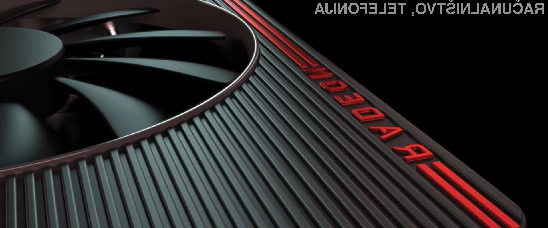 Grafične kartice AMD »big Navi« bodo precej zmogljivejše v primerjavi z obstoječimi modeli grafičnih rešitev AMD Radeon XT.
