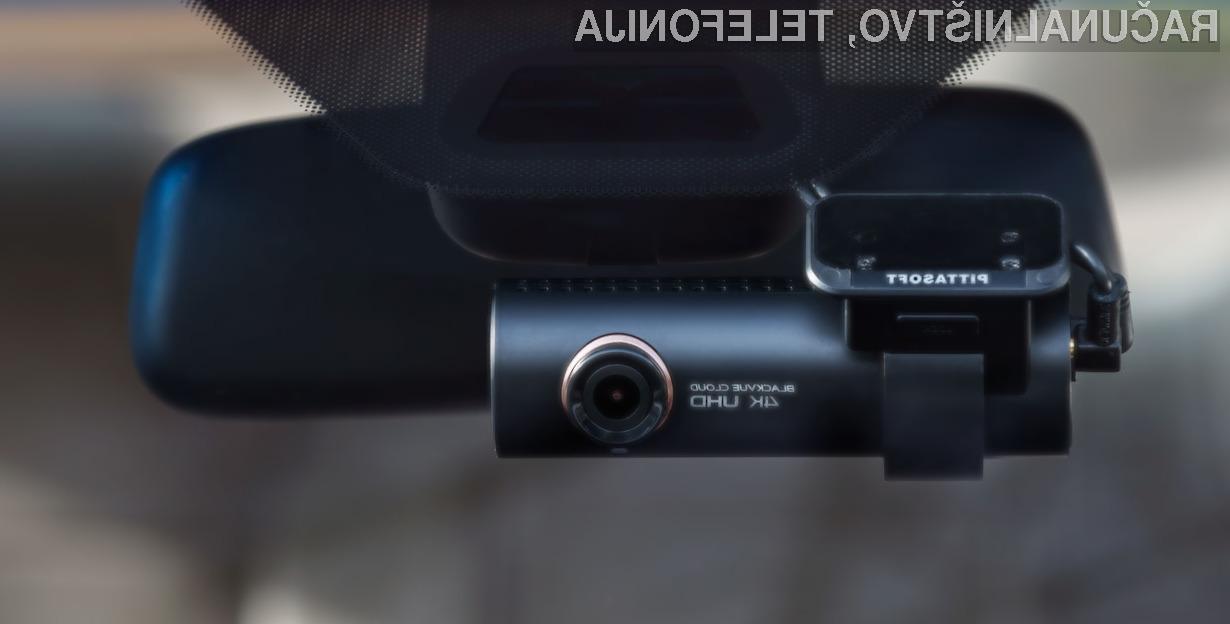 Avtomobilske kamere podjetja BlackVue so nehote izdajale lokacijo njihovih uporabnikov preko sistema GPS.