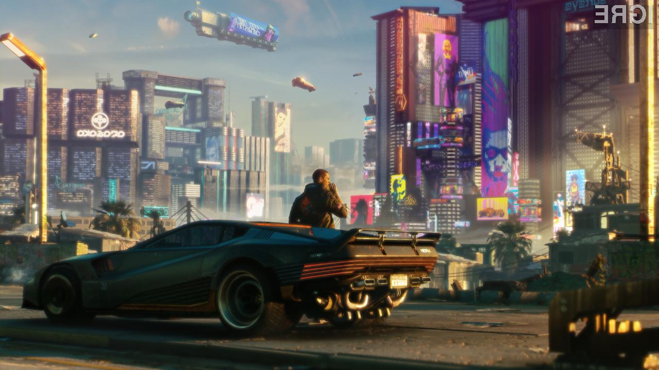Nvidia bo izid Cyberpunk 2077 pospremila z ekskluzivno grafično kartico.