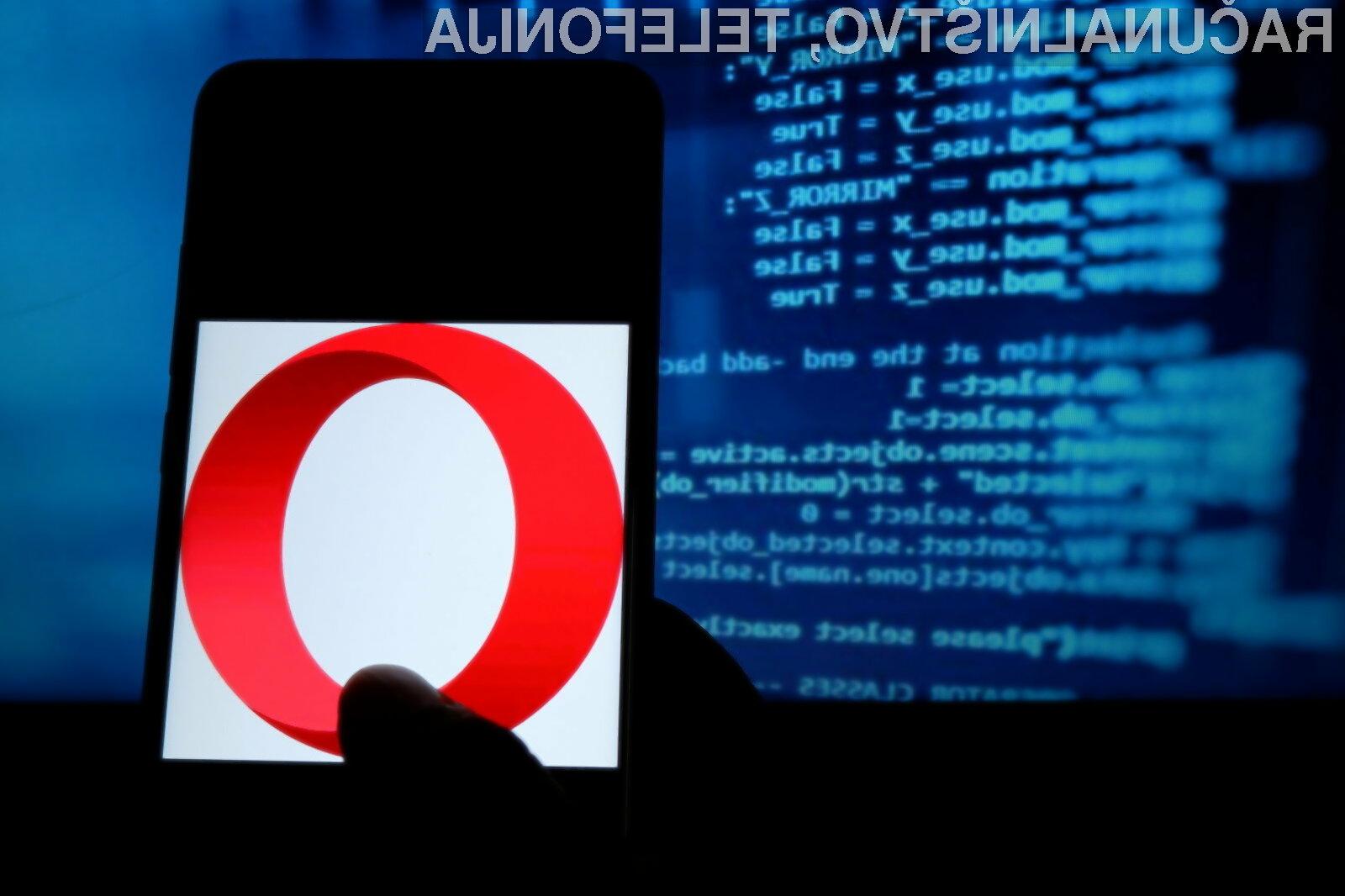 Podjetje Opera Software naj bi oderuške kredite ponujala preko aplikacij CashBean, OKash, OPay in OPesa.
