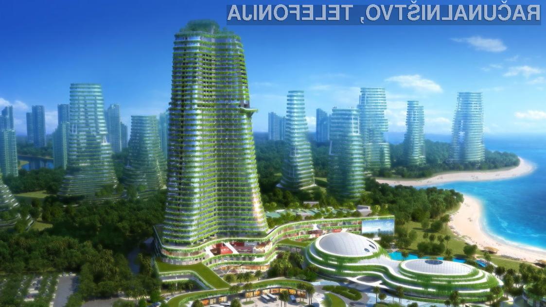»Forest City«, Malezija