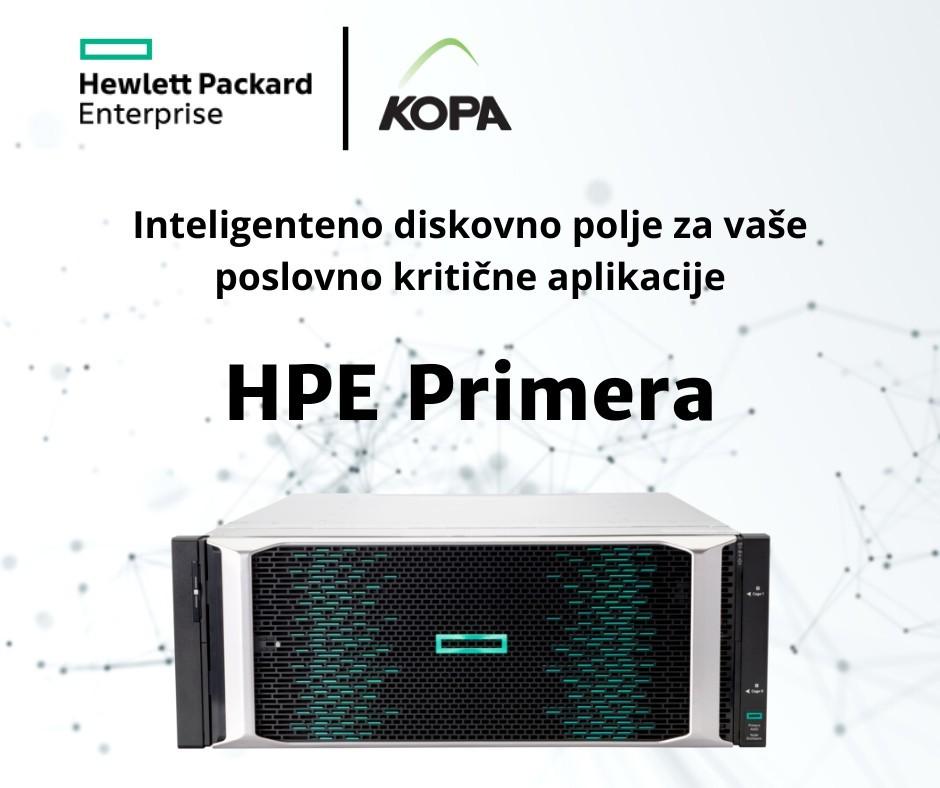 HPE Primera | KOPA