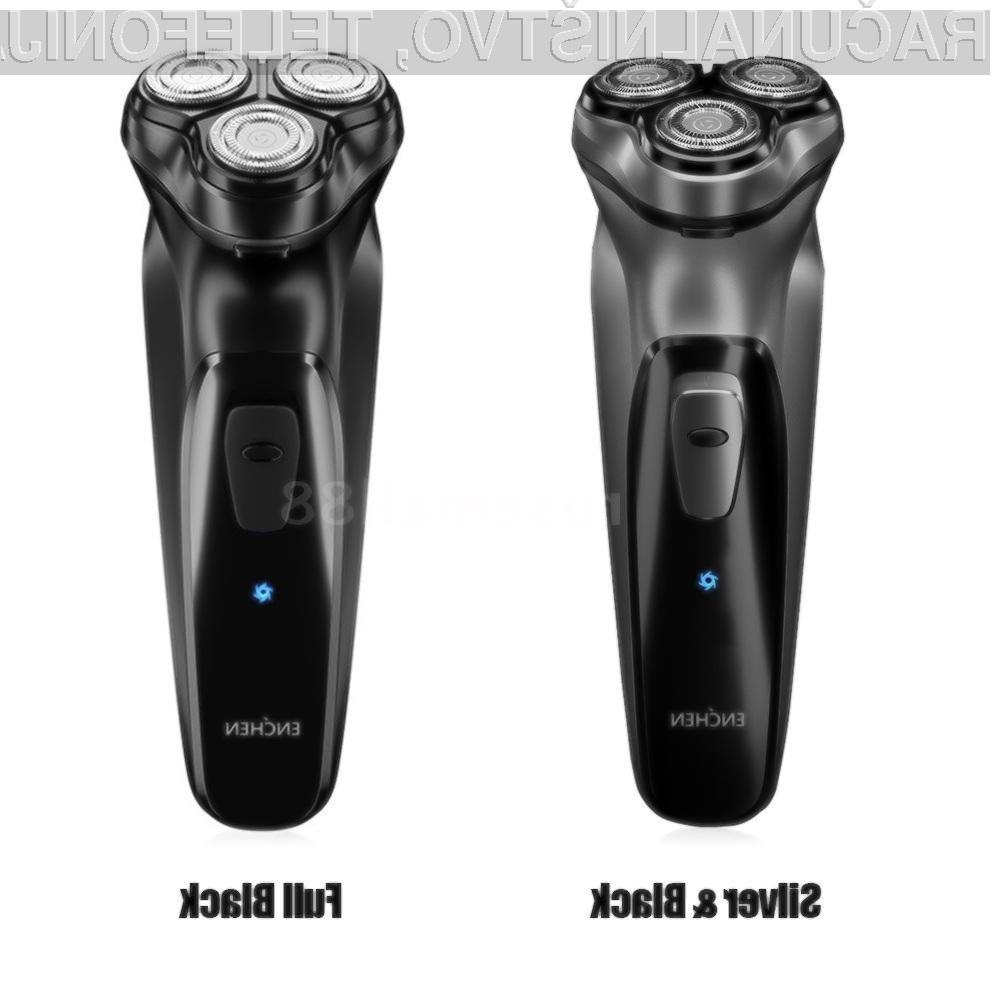 Električni brivnik Xiaomi Enchen 3D Electric Shaver ponuja odlično britje za zelo ugodno ceno.