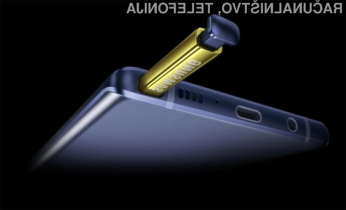 Android 10 se odlično prilega Samsungovemu telefonu Galaxy Note9.