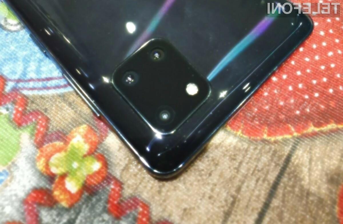 Novi Samsung Galaxy Note10 Lite se bo brez težav prikupil tudi mladim!