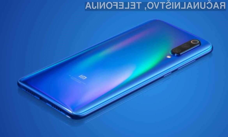 Xiaomi je četrti največji proizvajalec pametnih telefonov v Evropi.