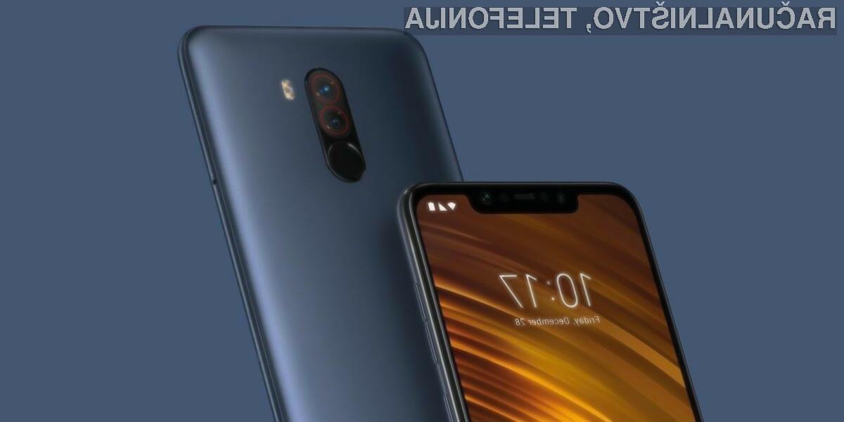 Xiaomi Pocophone F2 naj bi tržilo podjetje Poco!
