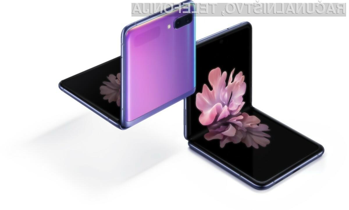 Novi Samsung Galaxy Z Flip je s posodobitvijo postal še boljši in uporabnejši!