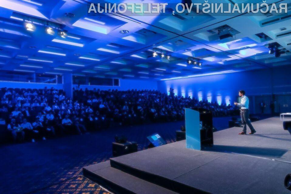 Konferenca tudi letos obljublja pester program in privablja svetovno znane strokovne govorce.
