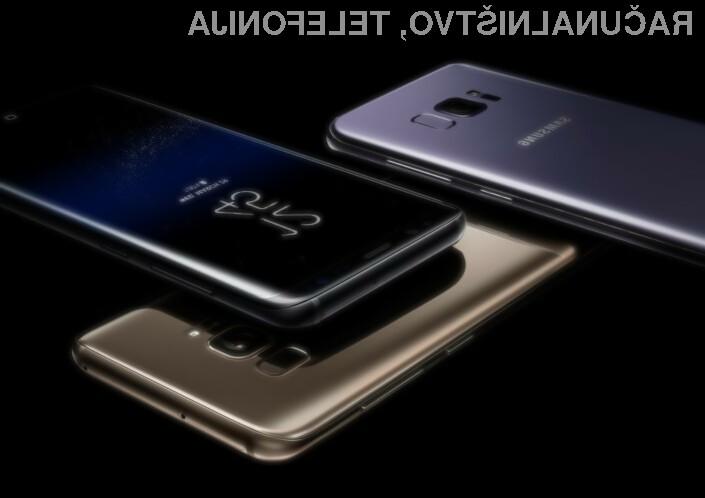 Pametna mobilna telefona Samsung Galaxy S8 in Galaxy S8+ (Plus) ne bosta prejela posodobitve na Android 10.