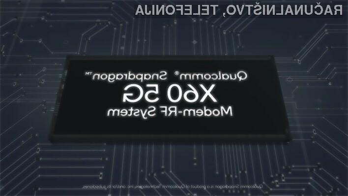 Modem Qualcomm Snapdragon X60 5G bo še dodatno izboljšal dostopnost do mobilnega omrežja 5G.