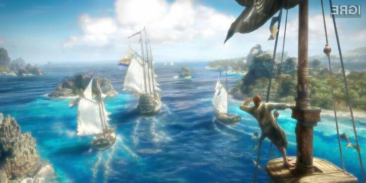Izida piratske izkušnje Skull & Bones še ni na obzorju.
