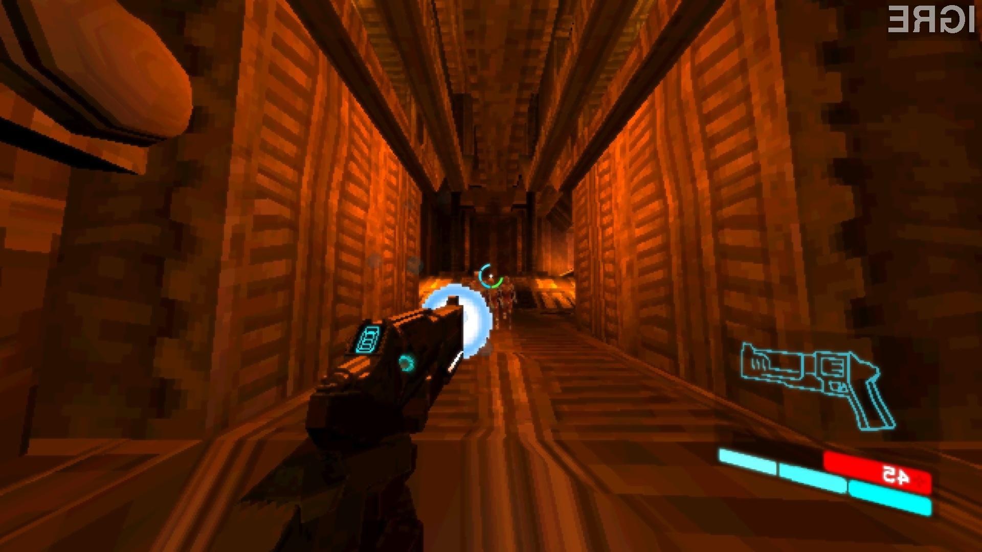 Ultrakill je hitra, krvava in težavna streljačina, ki zahteva dobre reflekse.
