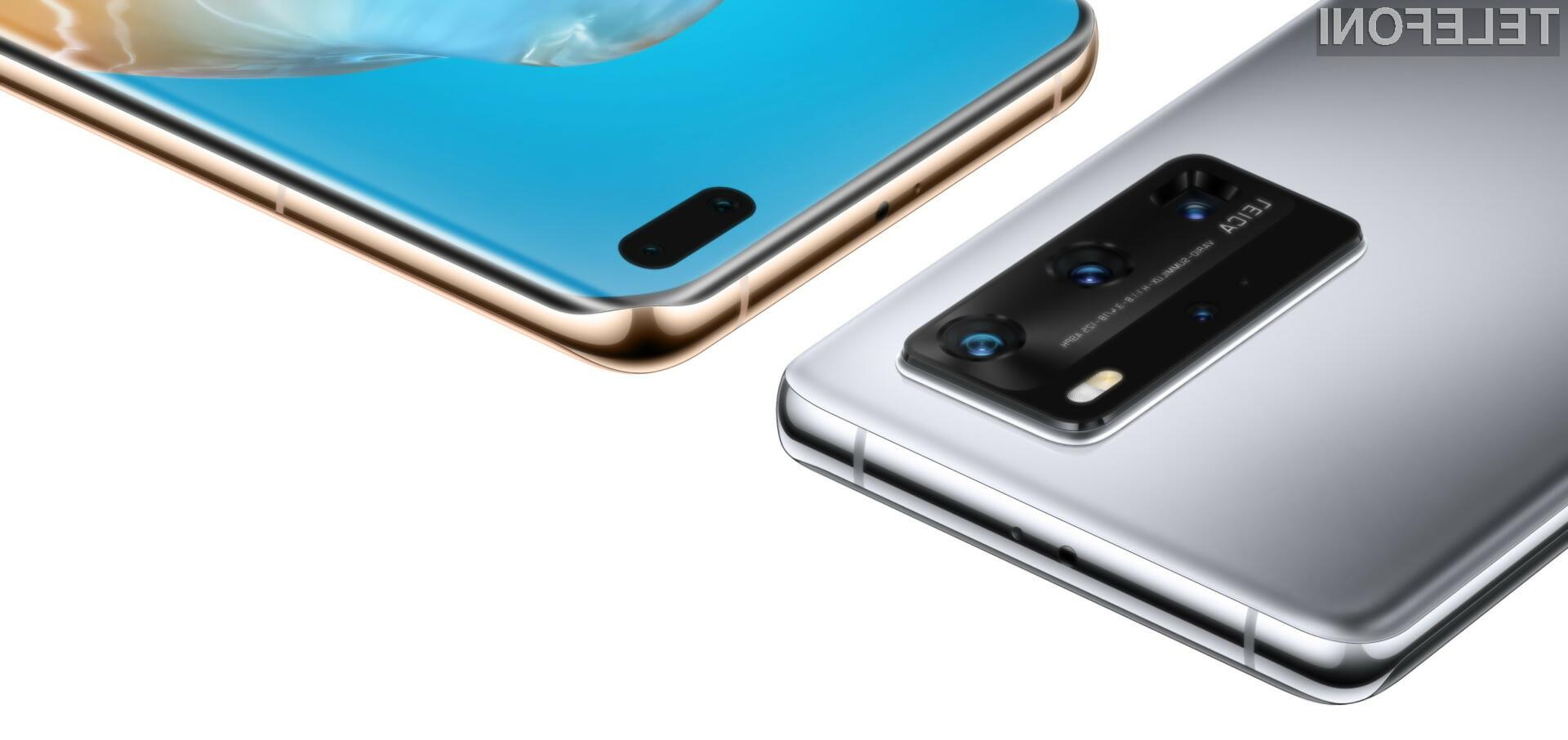 Huawei P40 je brez dvoma vrhunski telefon.