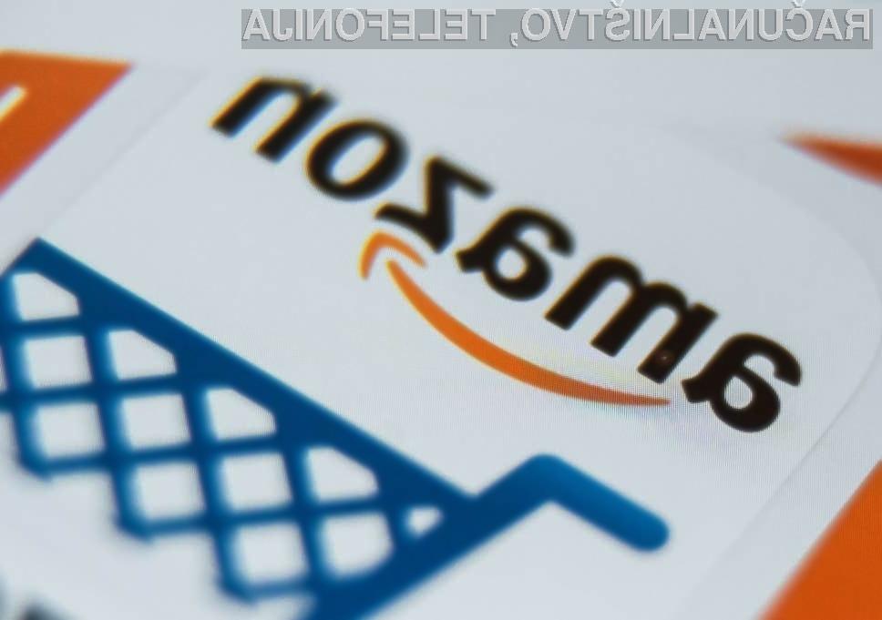 Amazon je močno omejil dostavo ne nujnih izdelkov, vključno v Slovenijo.