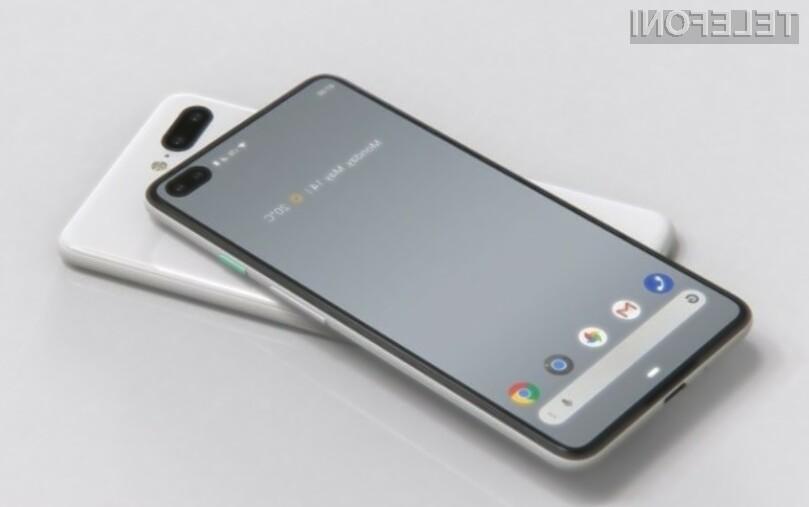 Google Pixel 5 naj bi bil opremljen z mobilnim procesorjem srednjega cenovnega razreda.