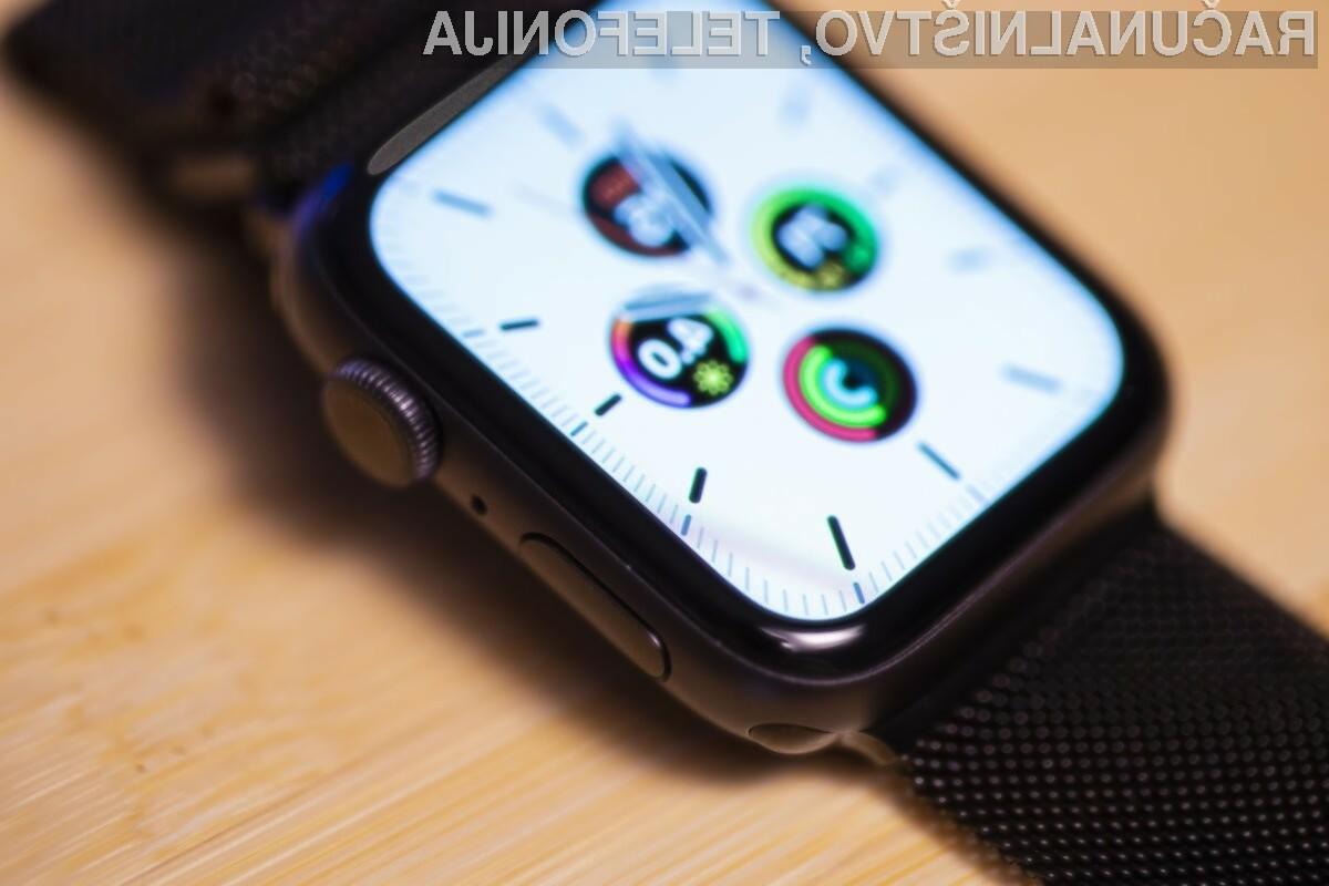 Pametna ročna ura Apple Watch Series 6 naj bi prinesla kar nekaj novosti!