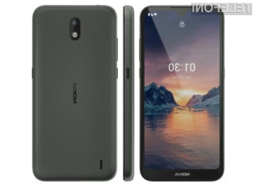 Nokia 1.3 bo kot nalašč za manj zahtevne uporabnike.