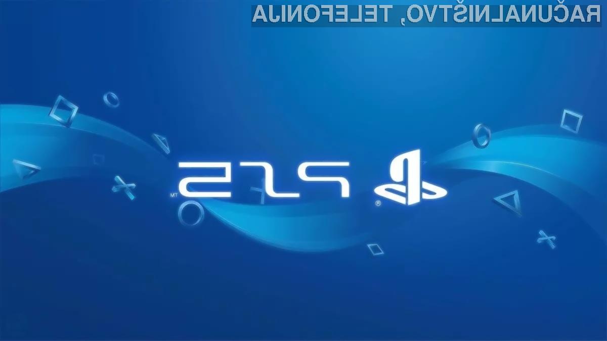 Za novi Sony PlayStation 5 naj bi bilo treba odšteti okoli 462 evrov.