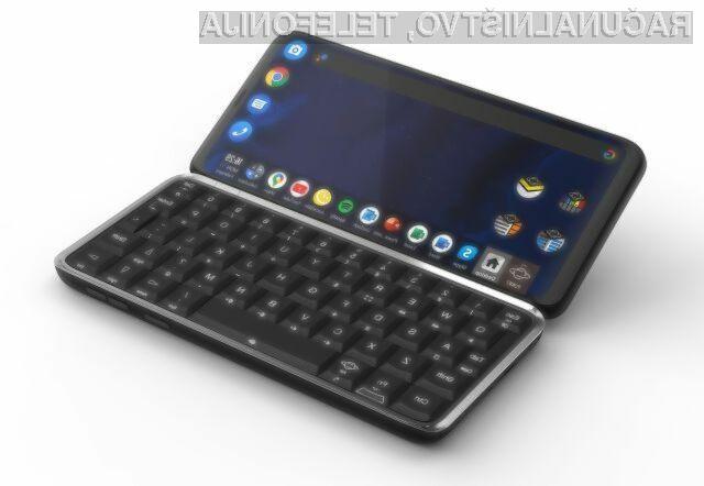 Pametni mobilni telefon in osebni računalnik v enem!