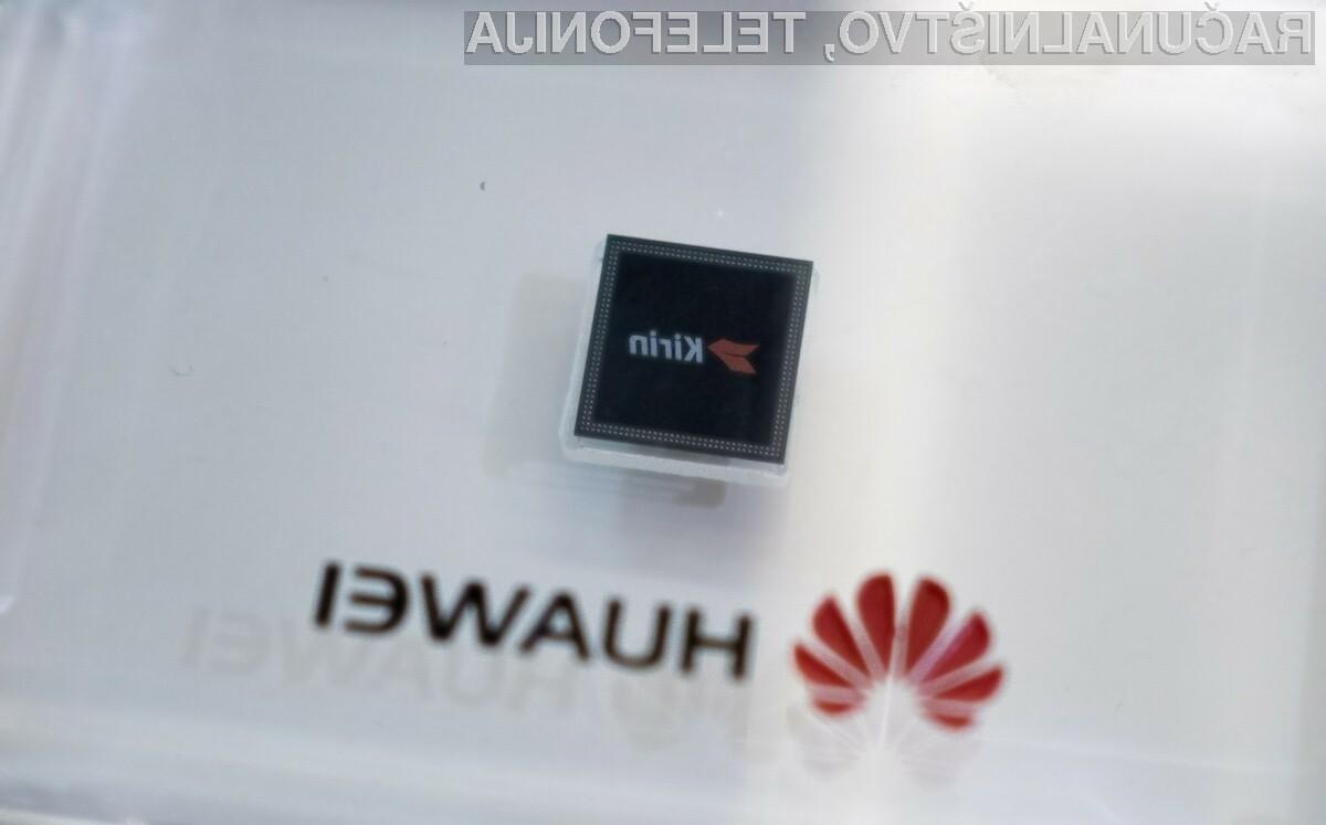 Procesor Huawei Kirin 985 bo zlahka kos tudi zahtevnejšim opravilom.