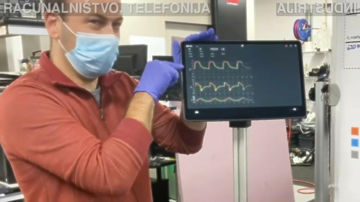 Teslin medicinski respiratorji iz avtomobilskih delov obeta veliko!