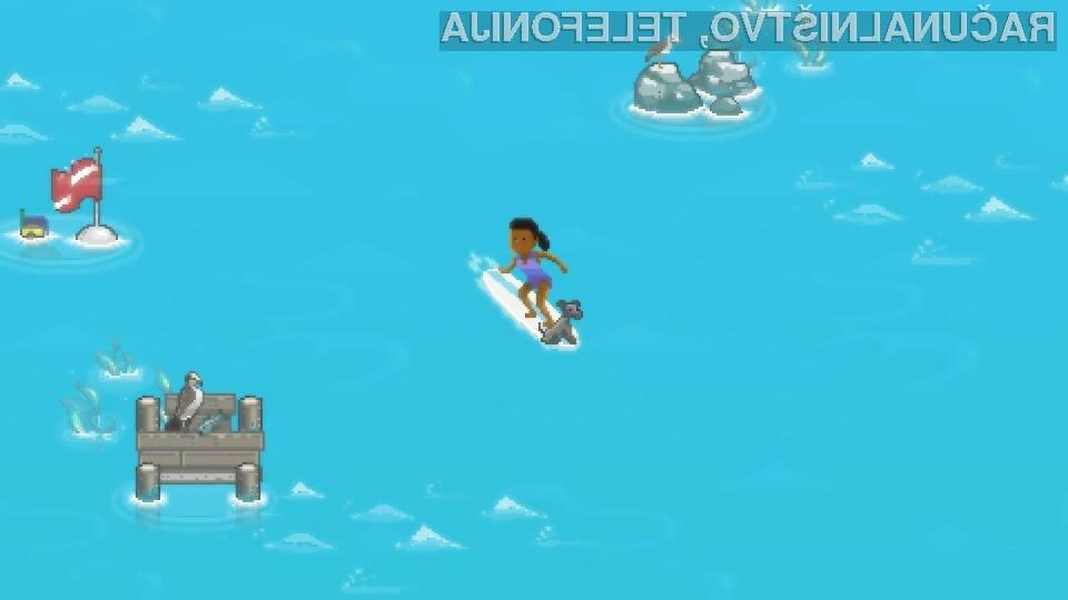 Igra ''Let's Surf'' je že navdušila mnoge!