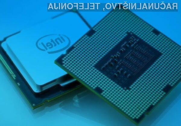 Novi procesorji Intel Rocket Lake bodo sprva namenjeni namiznim osebnim računalnikom.