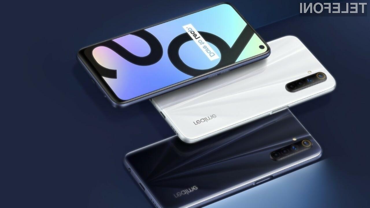 Zanimivi telefon Realme 6s končno prihaja v Evropo!