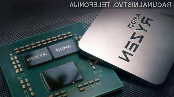 Novi procesorji podjetja AMD naj bi bili kos tudi najzahtevnejšim nalogam.
