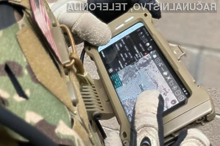 Samsung Galaxy S20 Tactical Edition je posebej prilagojen za zahtevne vojaške zahteve.