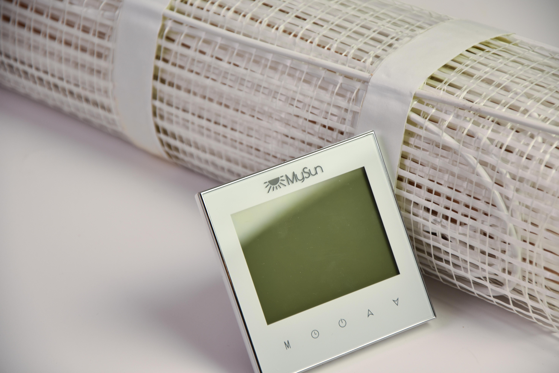 Termostat MySun omogoča odlično uporabniško izkušnjo.