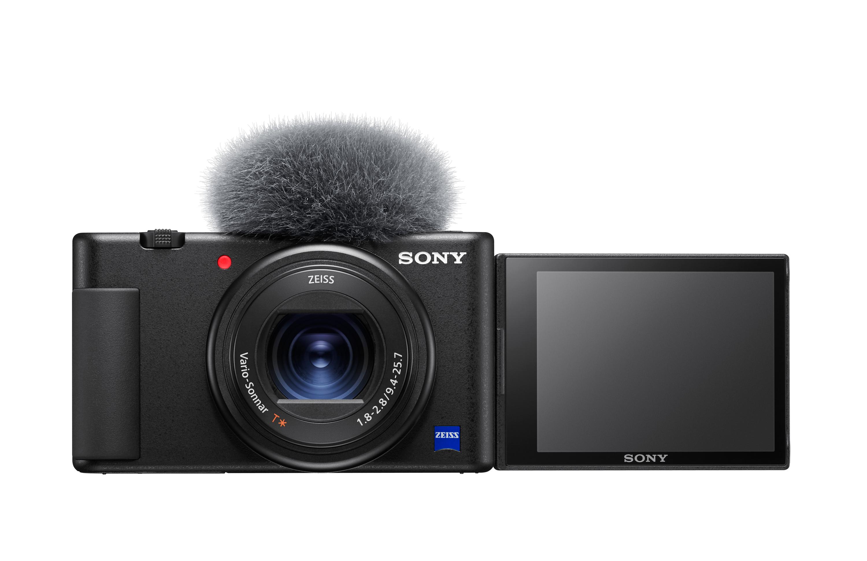 Sony predstavlja vlogersko videokamero ZV-1 in kompaktno videokamero FDR-AX43 4K Handycam®,  s katerima širi ponudbo rešitev za vloganje.