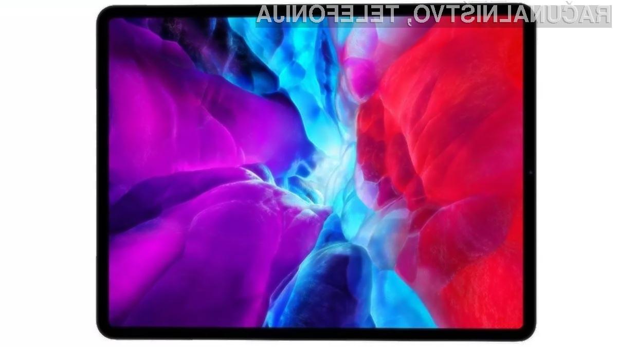 Zaslon novega tabličnega računalnika Apple iPad Pro bo resnično nekaj posebnega.